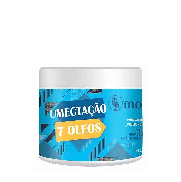 UMECTAÇÃO 7 ÓLEOS - MÁSCARA - 500G