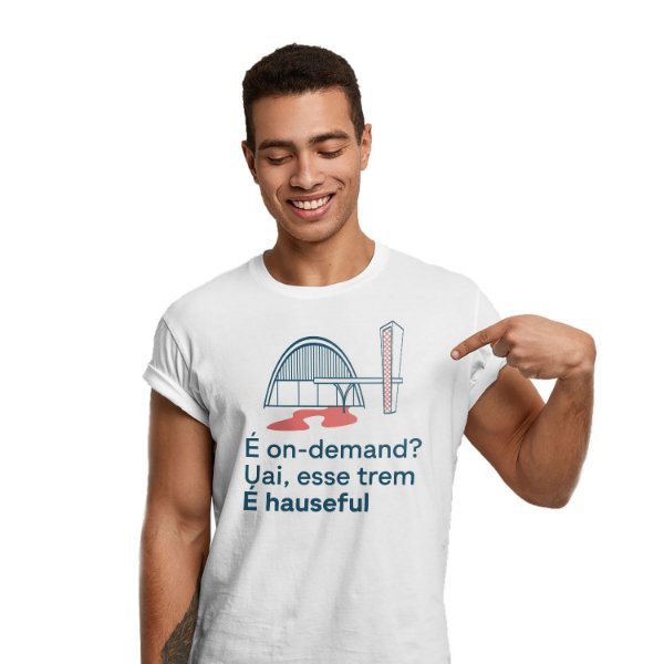 Camiseta Belo Horizonte