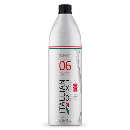 Agua Oxigenada Itallian Color 06V 1 Litro