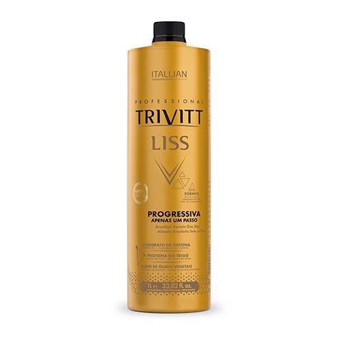 Escova Progressiva Trivitt Liss ITALLIAN 1 Litro