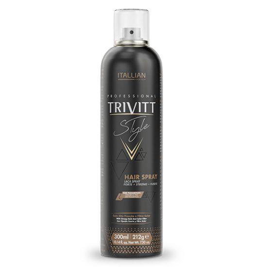 Hair Spray Lacca Forte Trivitt ITALLIAN 300ml
