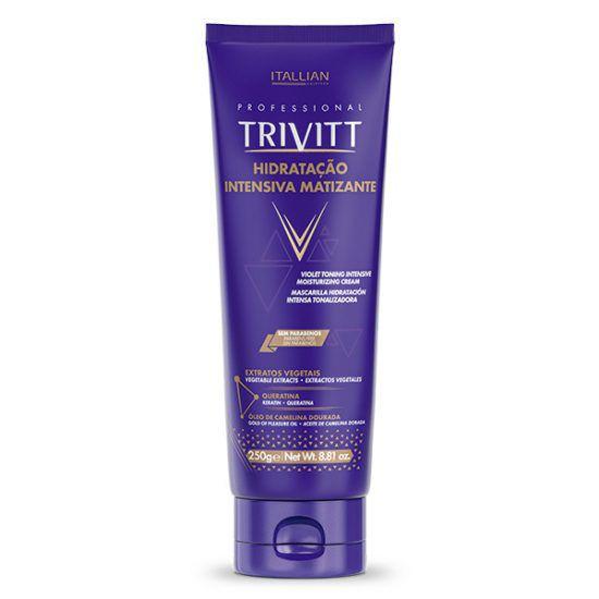 Hidratação Intensiva Matizante Trivitt ITALLIAN 250g