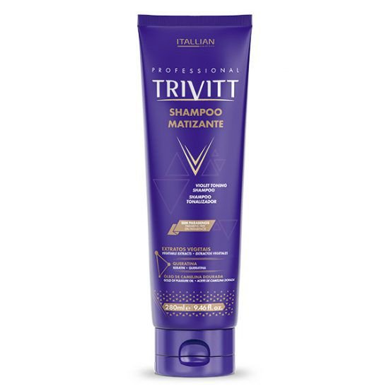 Shampoo Matizante Trivitt ITALLIAN 280ml