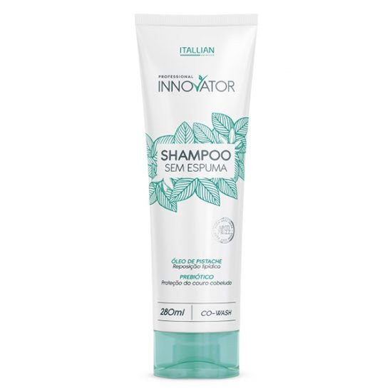 Shampoo Sem Espuma Innovator ITALLIAN 280ml