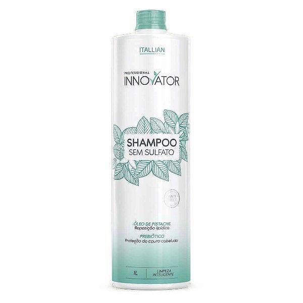 Shampoo Sem Sulfato Innovator ITALLIAN 1 Litro