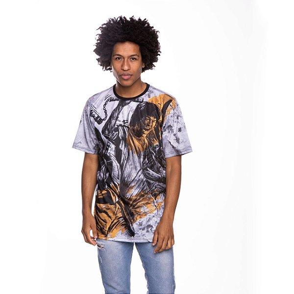 Camiseta Premium Bruce Lee