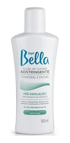 Depil Bella Loção Adstringente Pre Depilação 140ml