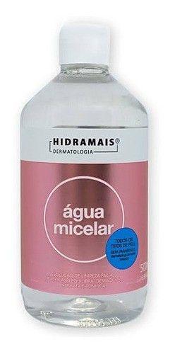 Agua Micelar 500ml Hidramais