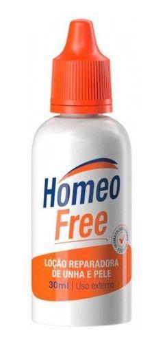Homeofree - Loção Reparadora Contra Frieiras E Micoses 30ml