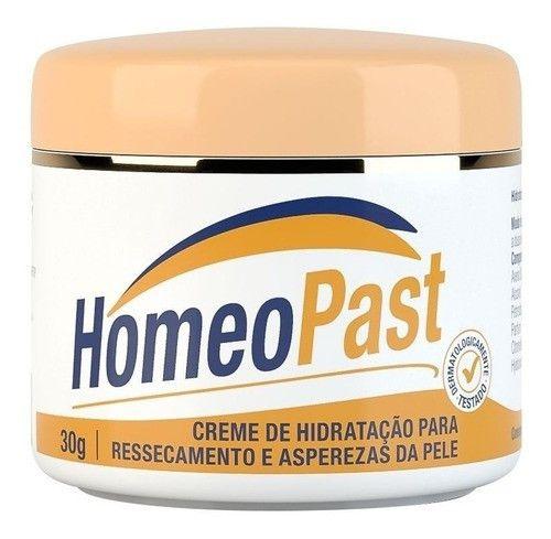 Kit Homeopast Creme Hidratante 30ml C/ 12 Unidades