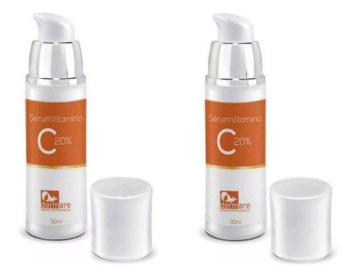 Dois Serum Vitamina C 20% 30ml - Dermare (vantagem)