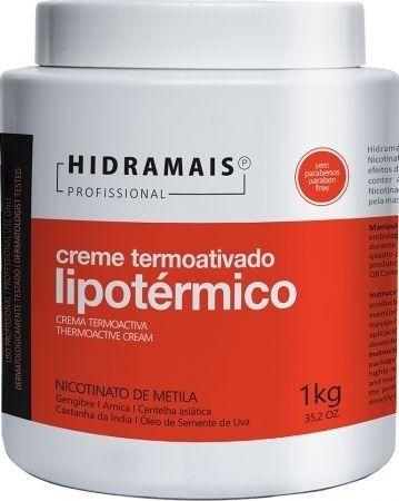Kit Hidramais Cr. Lipotermico + Fluido Termico + Oleo Mix A.