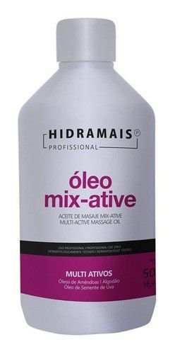 Oleo De Massagem Mix-active Hidramais - 500ml