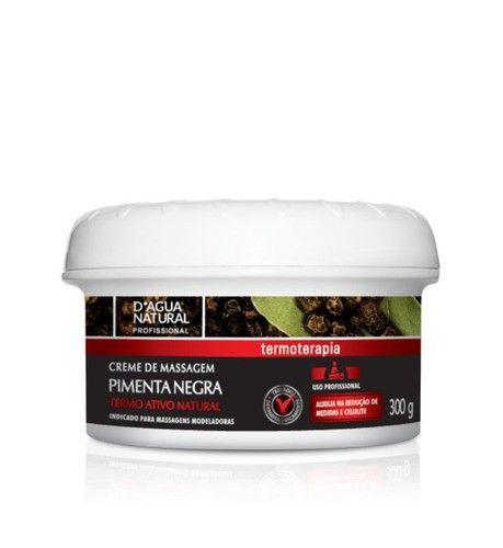 Creme Pimenta Negra Dagua Natural - 300g