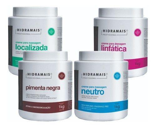 Kit Pimenta Negra+drenagem+localizada+neutro Hidramais