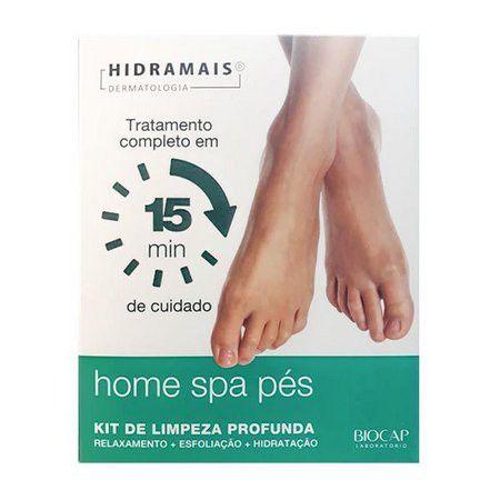 Kit Home Spa Pes Hidramais - 6 Unidades