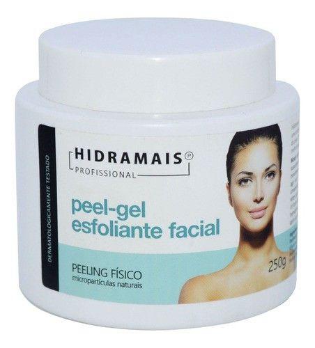 Peel-gel Esfoliante Facial 250g - Hidramais