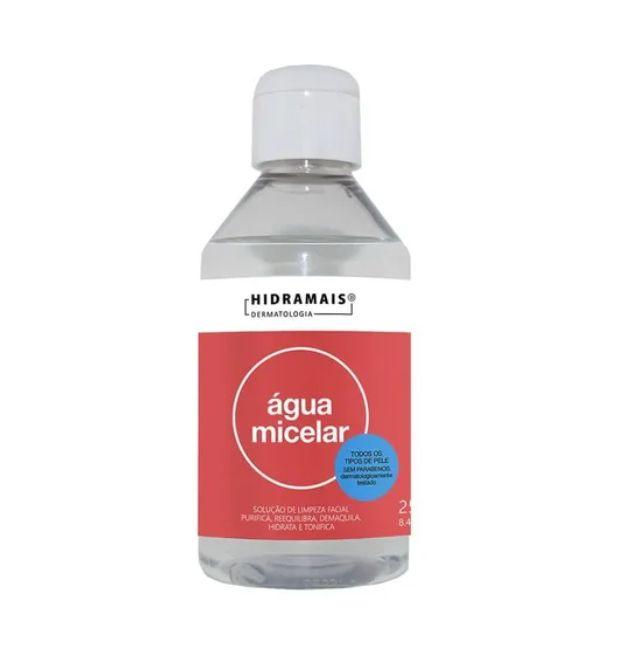 Agua Micelar 250 Ml Hidramais - 6 Unidades