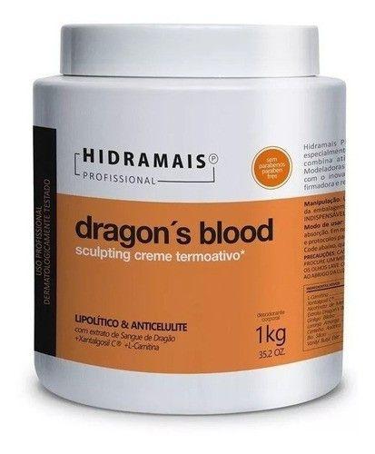 Creme Hidramais 1 Kg Dragon Blood