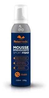 Mousse Efervescente Sport Fisio 150ml Alivio Muscular