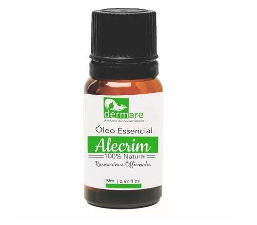 Oleo Essencial Alecrim 10ml Dermare