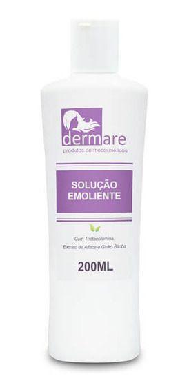 Solucao Emoliente Dermare - 200ml