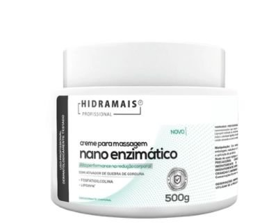 Creme Nano Enzimatico 500g Hidramais