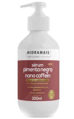 Serum Pimenta Negra Nano Caffein 200ml Hidramais