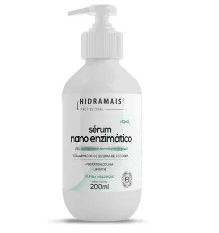 Serum Nano Enzimatico 200ml Hidramais