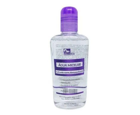 Agua Micelar 200ml Dermare