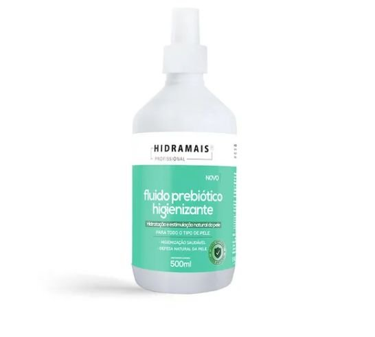 Fluido Prebiotico Higienizante Corpo 500ml Hidramais