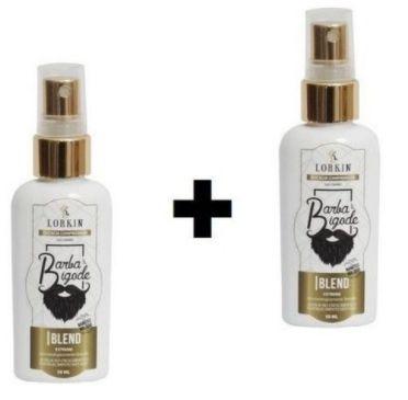 Blend Crescimento Barba E Bigode Qualidade Comprovada Lorkin