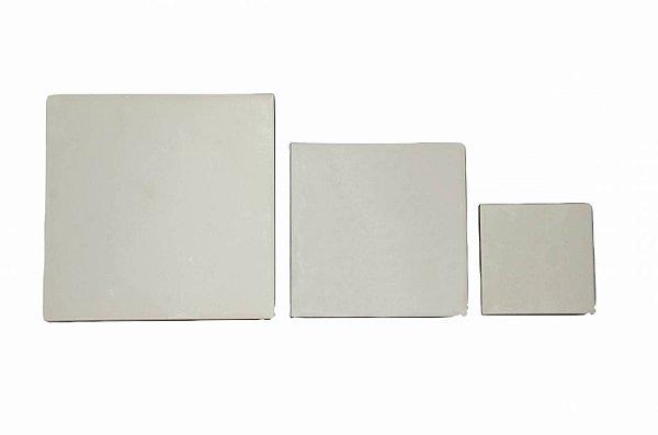 Azulejo Resinado para Sublimação 10x10 100 und