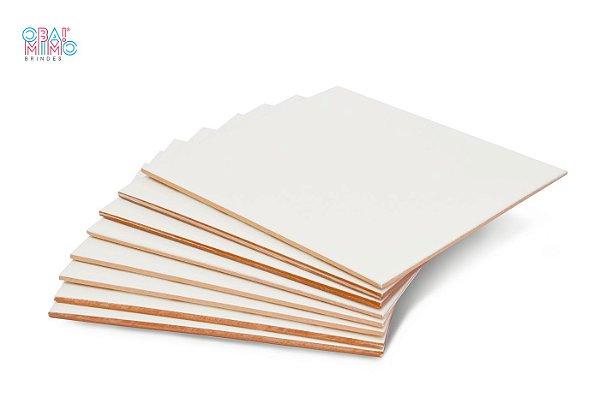 Azulejo Resinado para Sublimação 15x15 cm 10 unid