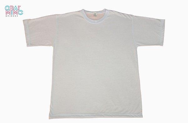 Camiseta Branca Para Sublimação.