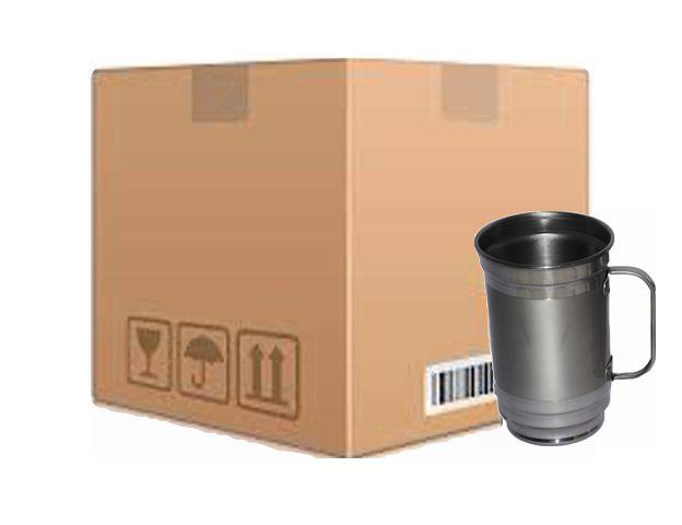 Caneca em Alumínio para Sublimação 750 ml 50 unid