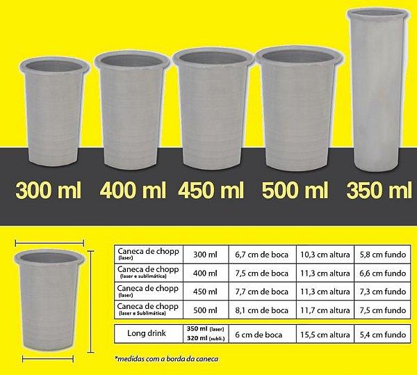 kit Culote para Copo em Alumínio 5 uni