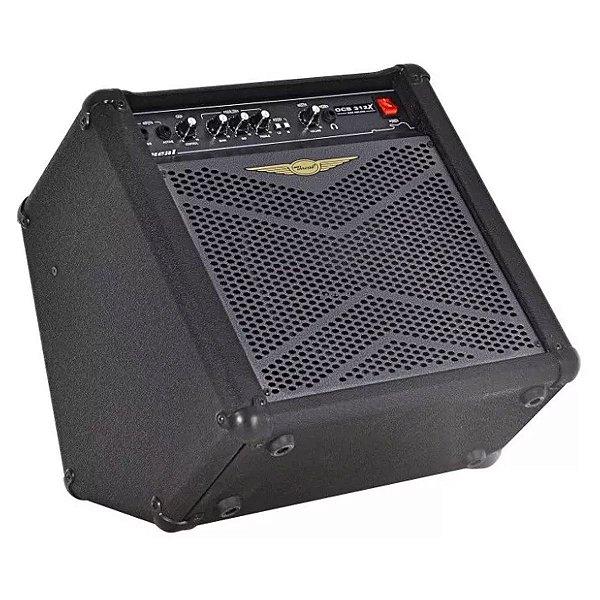 Amplificador para Baixo OCB-312 X Preto 80 Watts - Oneal