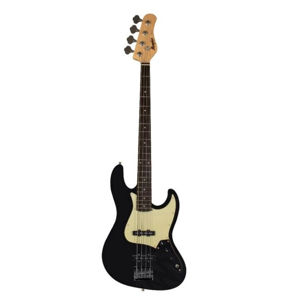 Baixo Jazz Bass MB-50 Black Satin BKS DF/MG Memphis - Tagima