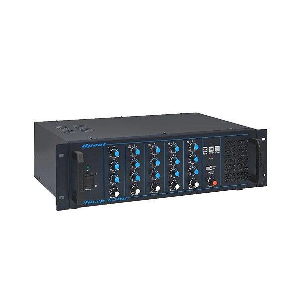 Cabeçote Amplificador OMXP-670N 360W /70 VOLTS - Oneal