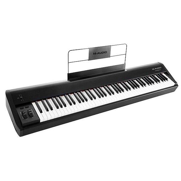 Teclado Controlador 88 Teclas Peso Piano Hammer 88 - M-Audio