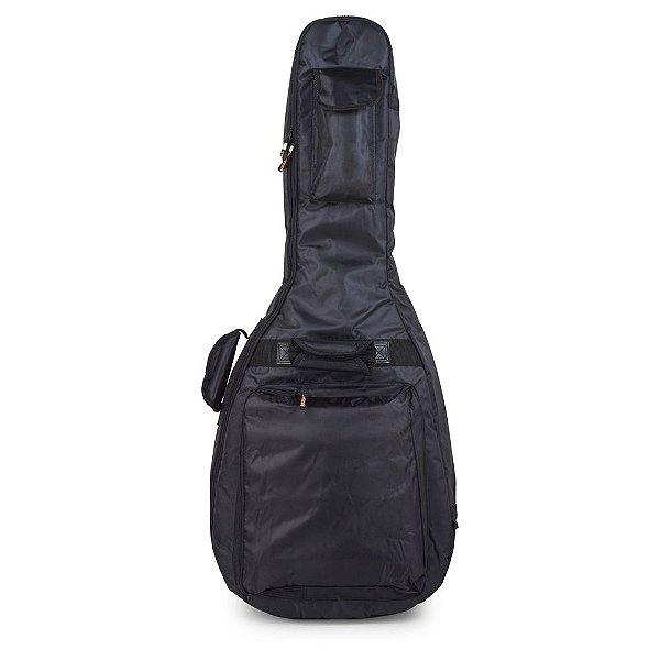 Caba Bag para Violão Folk Estofada RB 20519 B - Rockbag