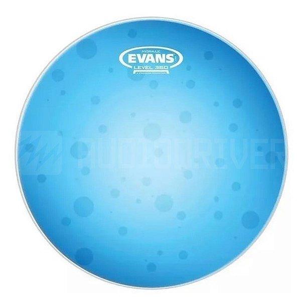 "Pele para Tom 8"" Hydraulic TT08HB Azul - Evans"