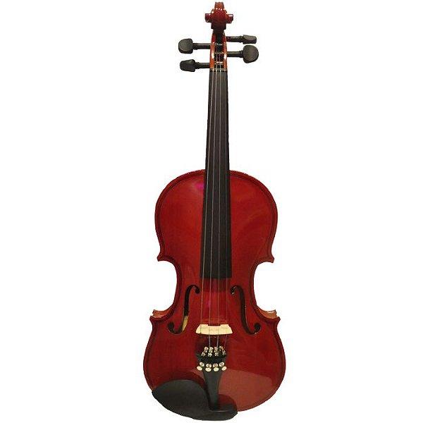 Violino 4/4 Standard Dark Ambar Completo com Case DV11 - GUARNERI