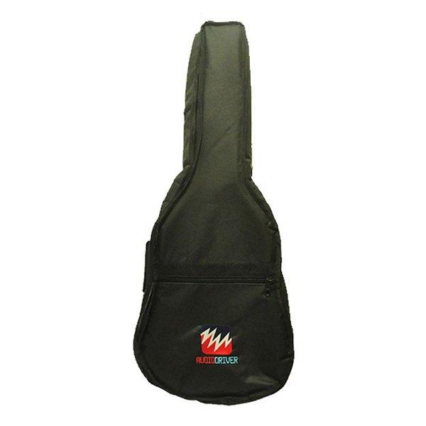 Capa Bag Luxo para Violão Folk - CNB