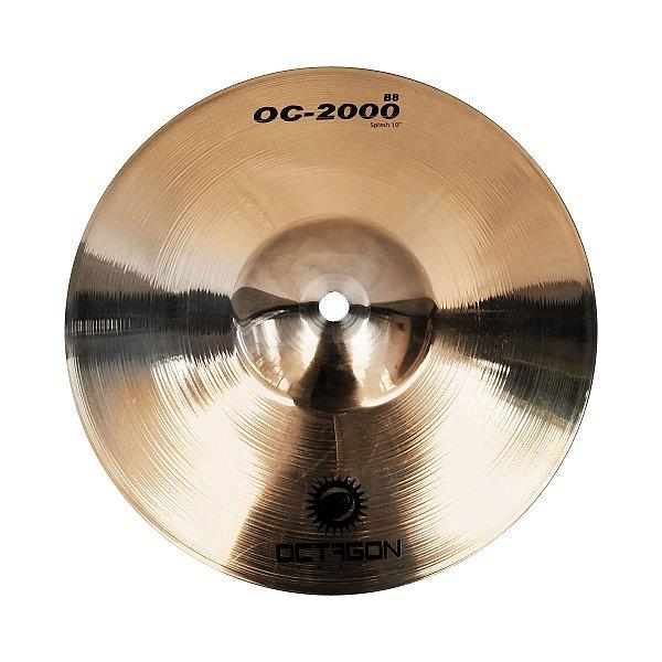 "Prato Splash 10"" OC 2000 OC10SP Bronze B8 - Octagon"