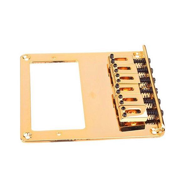 Ponte Guitarra Telecaster Dourada EG16-GD - Spirit