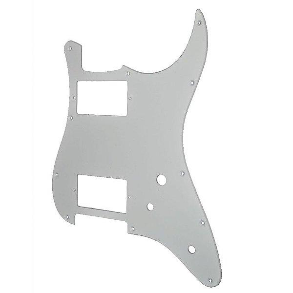 Escudo para Guitarra 2 Humbucker X231 Branco - Spirit
