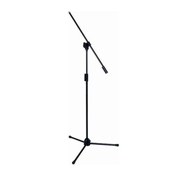 Pedestal p/ Microfone Girafa Microlite A302-BK - QuikLok