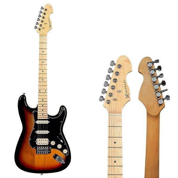 Guitarra Strato HSS GM237N SK - Michael